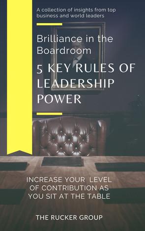Brilliance in the Boardroom