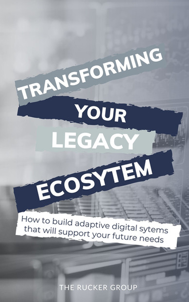 Transforming Your Legacy Ecosystem