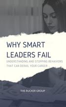Why Smart Leaders Fail