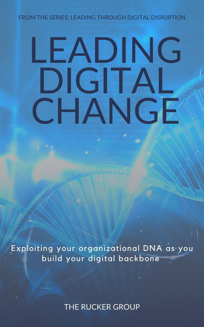 Leading Digital Change