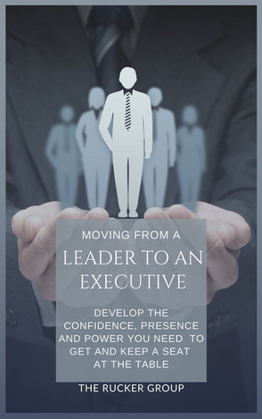 Moving from a Leader to an Executive