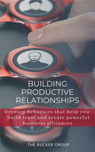 Building Productive Relationships