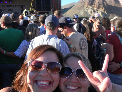 Pep Rallies and Musical Soul Mates: How Eric Church Blessed Me With Friendship