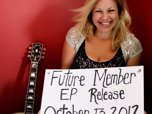 Future Member: Kickstarter, Crowd Funding and the Folks Who Believed In My Dream