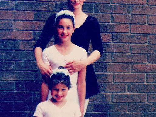 Kicked Out Of Ballet Class: How I Learned to Just Be Myself
