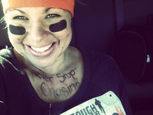 Bluebirds, Butterflies and Mud: What Tough Mudder Taught Me About Camaraderie and Fear
