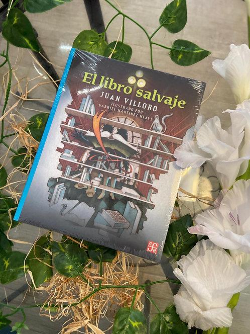 El libro salvaje - Juan Villorono