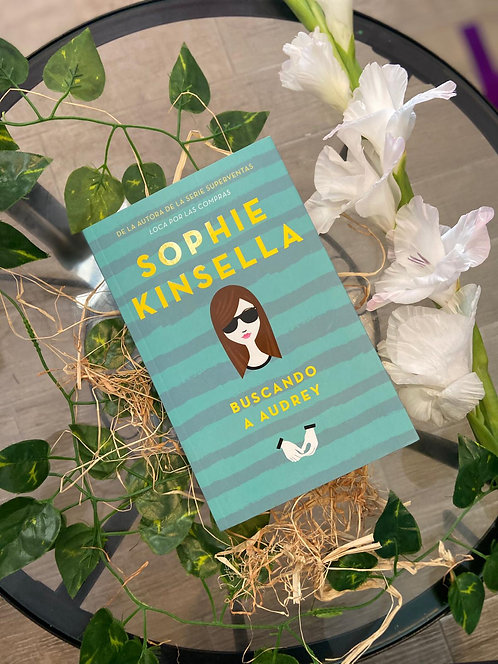 Buscando a Audrey - Sophie Kinsella