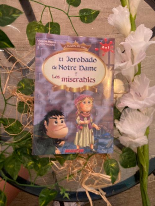 El Jorobado de Notre Dame y Los miserables - Victor Hugo