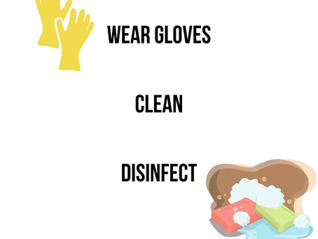 Cleaning and Sanitizing COVID-19