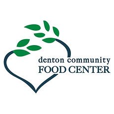 Denton Community Food Center  Logo from