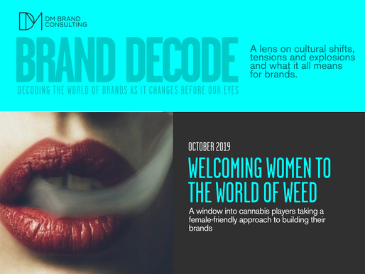 WELCOMING WOMEN TO THE WORLD OF WEED
