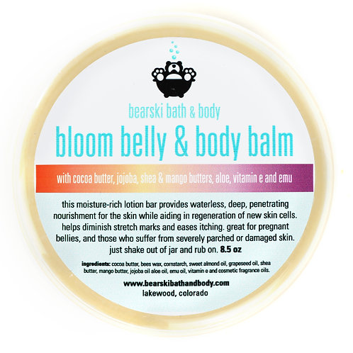 Bloom Belly & Body Balm