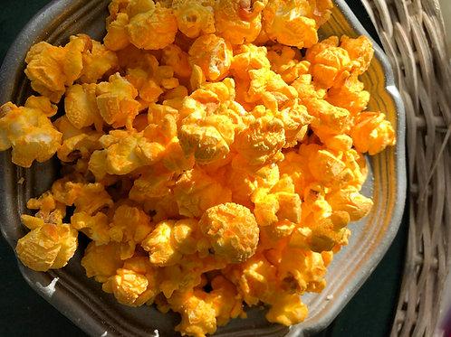 Cheddar Jalapeño Popcorn