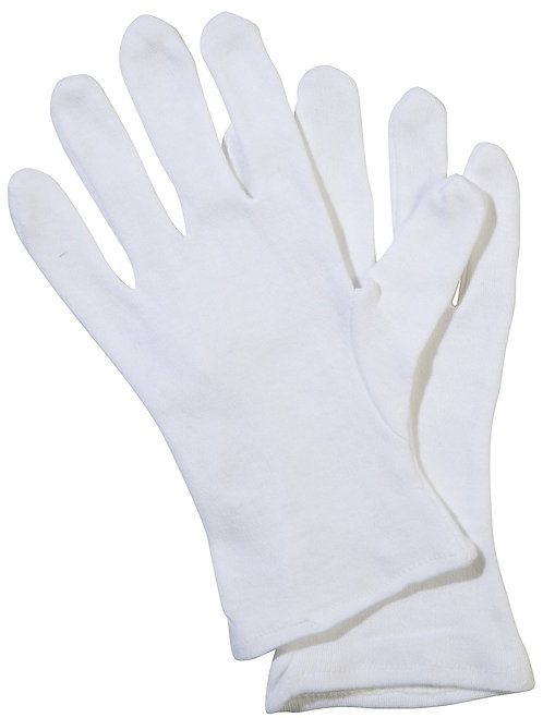 Cotton Spa Gloves
