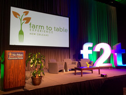 Farm To Table Experience - New Orleans 2016