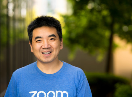 Zoom's Virtual Meeting CEO Eric Yuan Is Giving Grades K-12 His Software For Free
