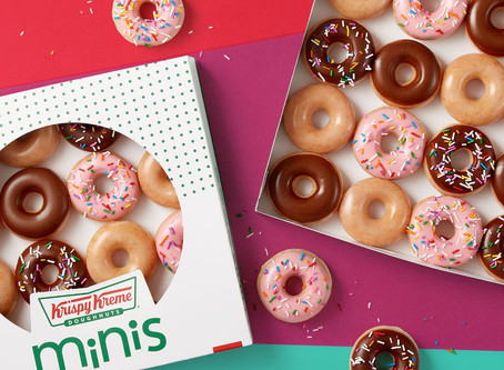 Krispy Kreme Is Giving Away Free Doughnuts! Find Out When Inside!