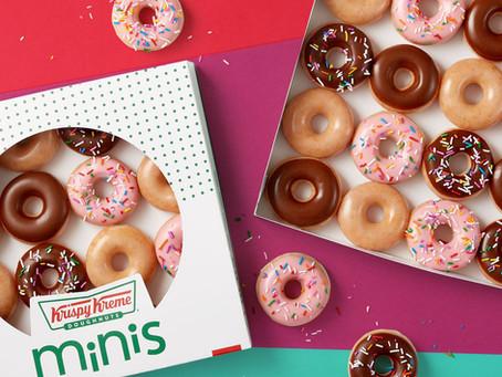 Krispy Kreme Is Giving Away Free Doughnuts! Find Out When Inside!