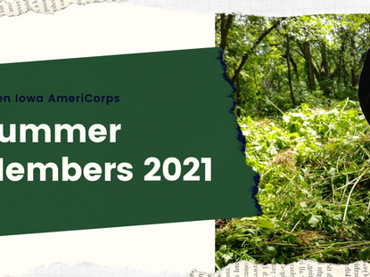 Green Iowa Summer Members 2021