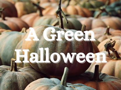 A Green Halloween