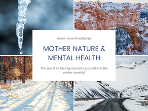 Mother Nature & Mental Health