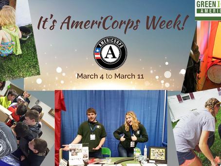 AmeriCorps Week 2017
