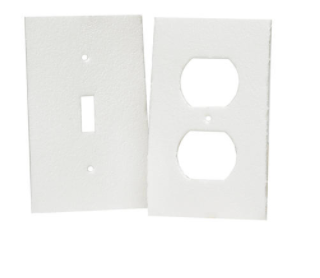 Outlet/Light Switch Insulators