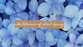 The Relevance of Silent Spring