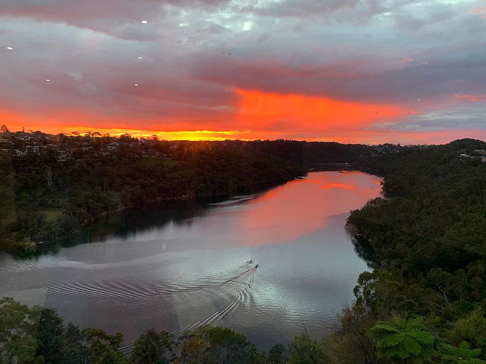 Bradfield Sunrise.JPG