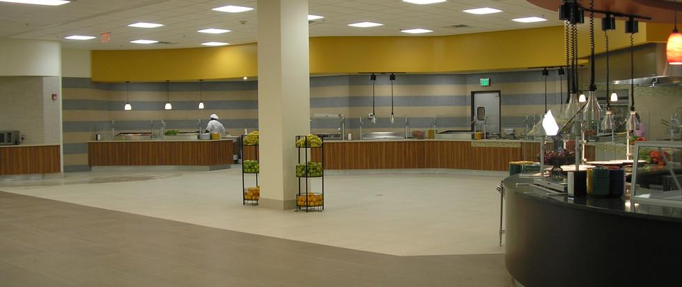 SAGU Dining Hall