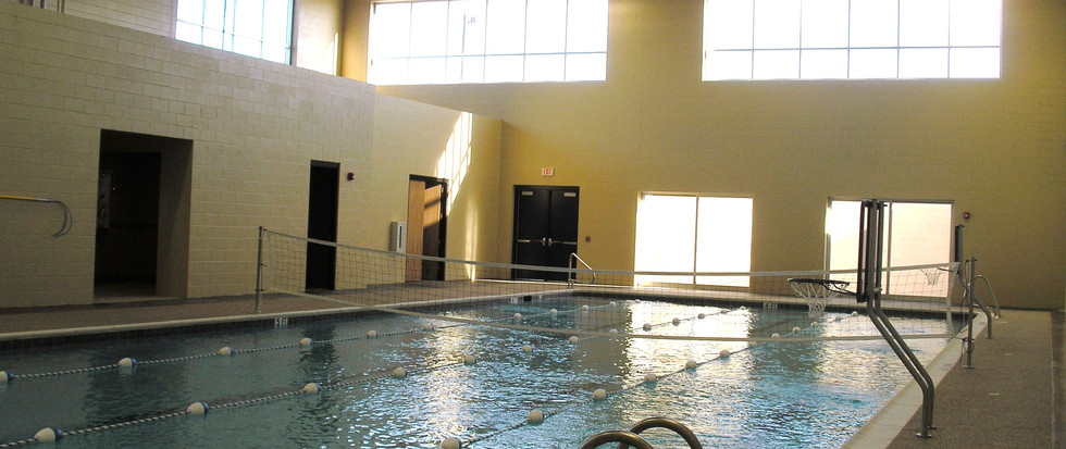 SAGU Wellness Center Natatorium