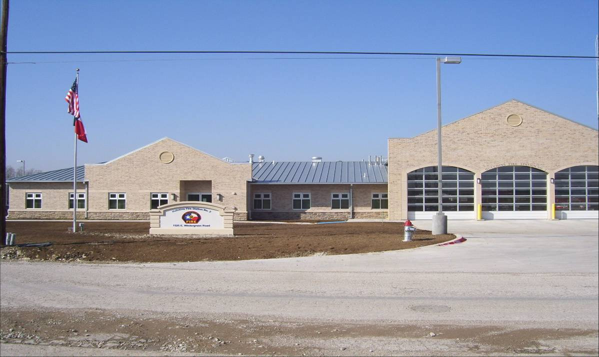 City of Hutchins Fire Station#2