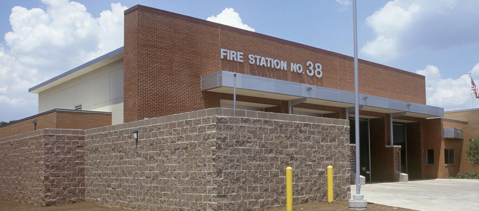 City of Dallas Fire Station #38