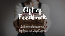 Gift of Feedback - Dutcham webinar 20200