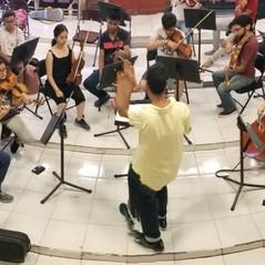 String chamber orchestra