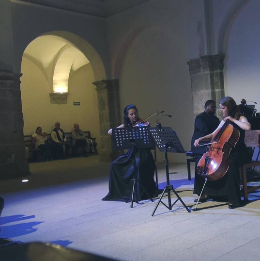 Performance in Oaxaca