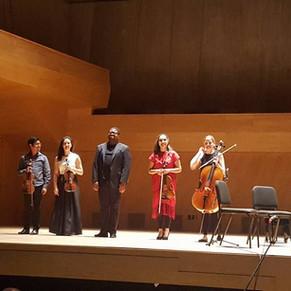 Performance in Boca del Rio
