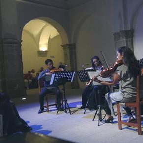 Performance in Oaxaca