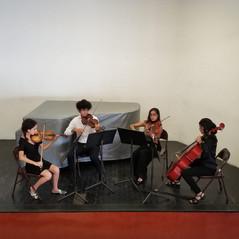 Performance 1 at EMBA