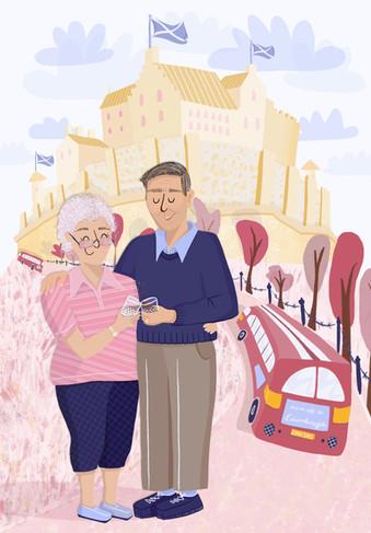 Granny & Gramps.