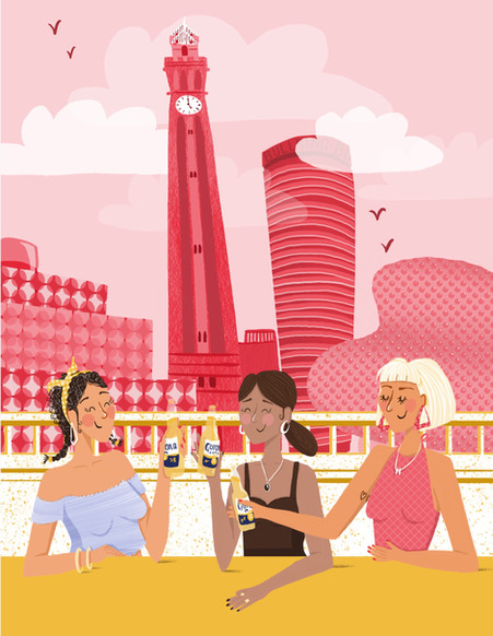Birmingham Ladies