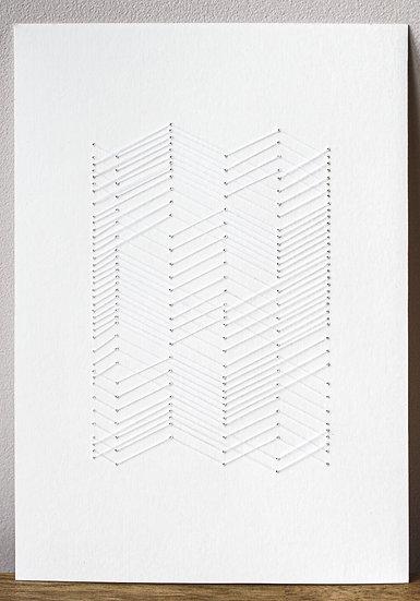 Sewn Study (No.6)