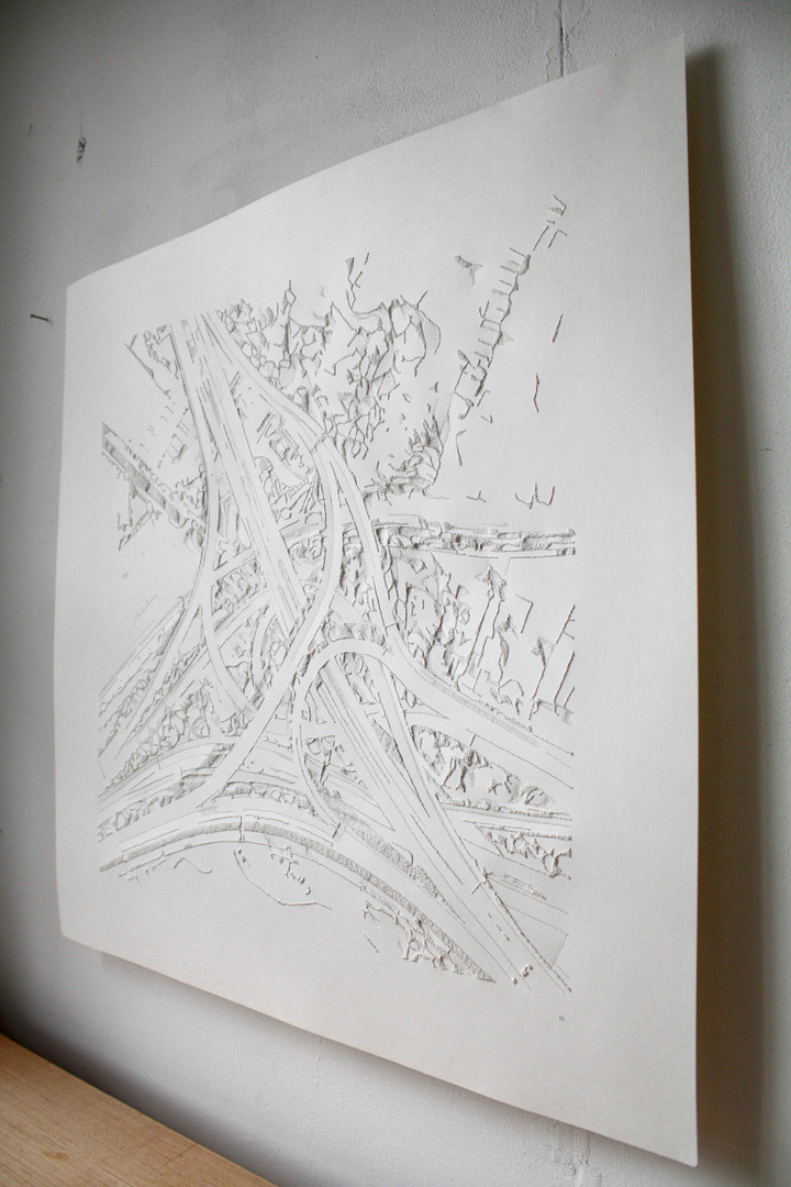 Spaghetti Junction, Birmingham II.jpg