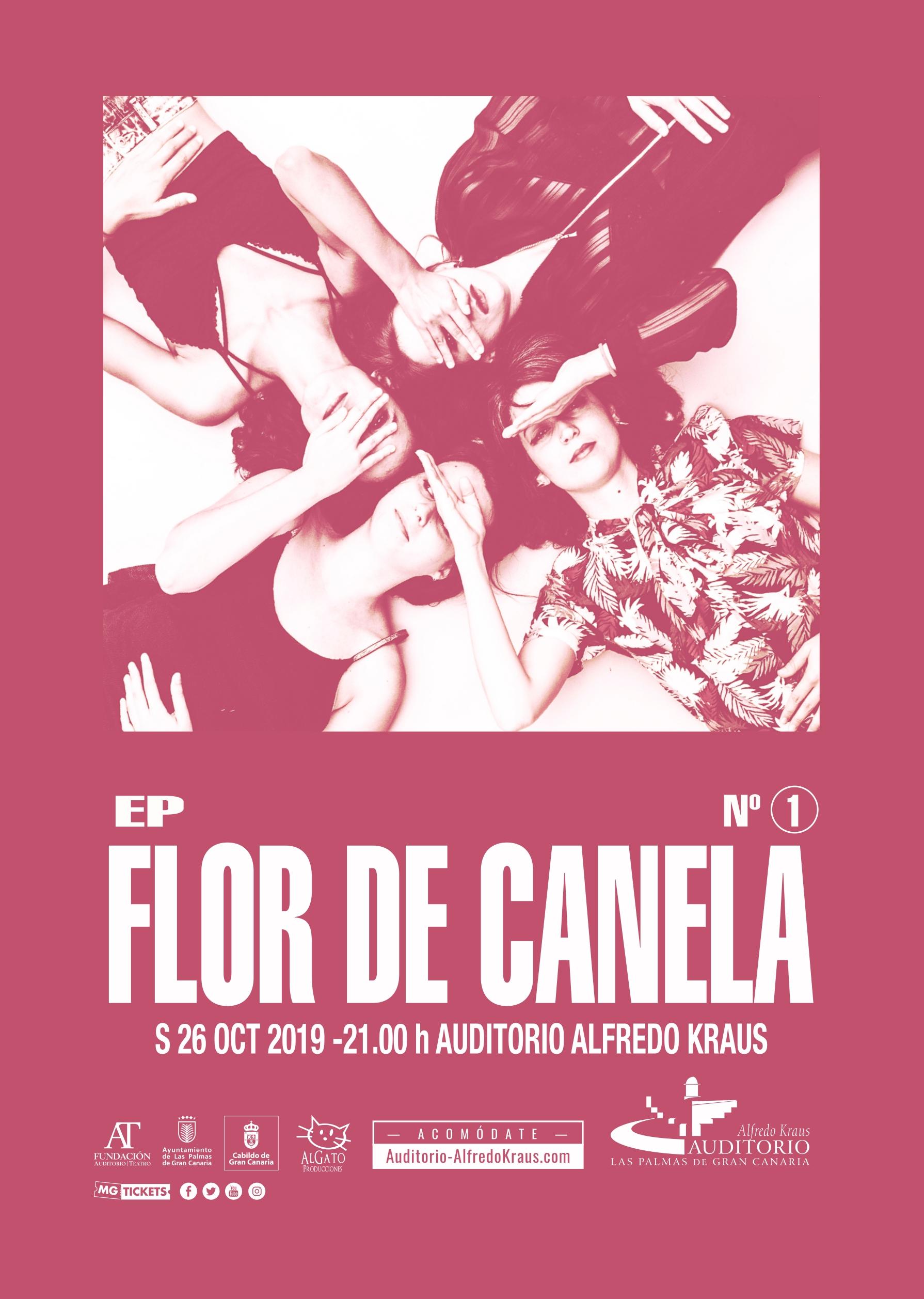 FLOR DE CANELA AAK 2019