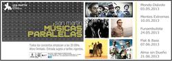 MÚSICAS PARALELAS 2013