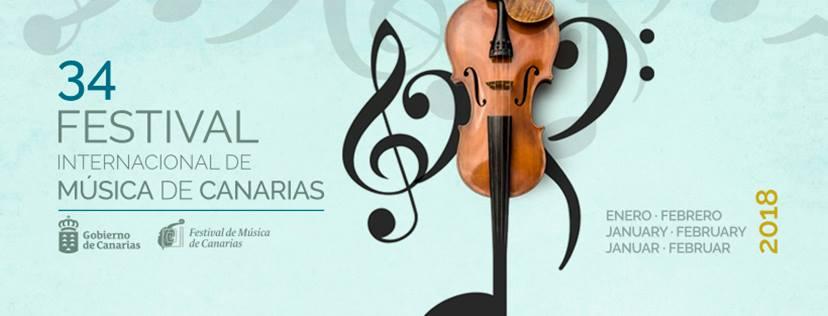 Festival Música Canarias 2018