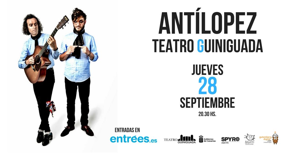 ANTILOPEZ 2017