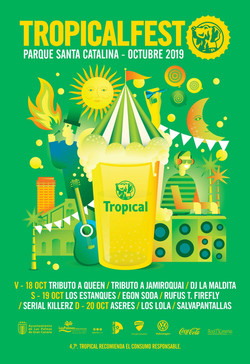 TROPICAL FEST 2019