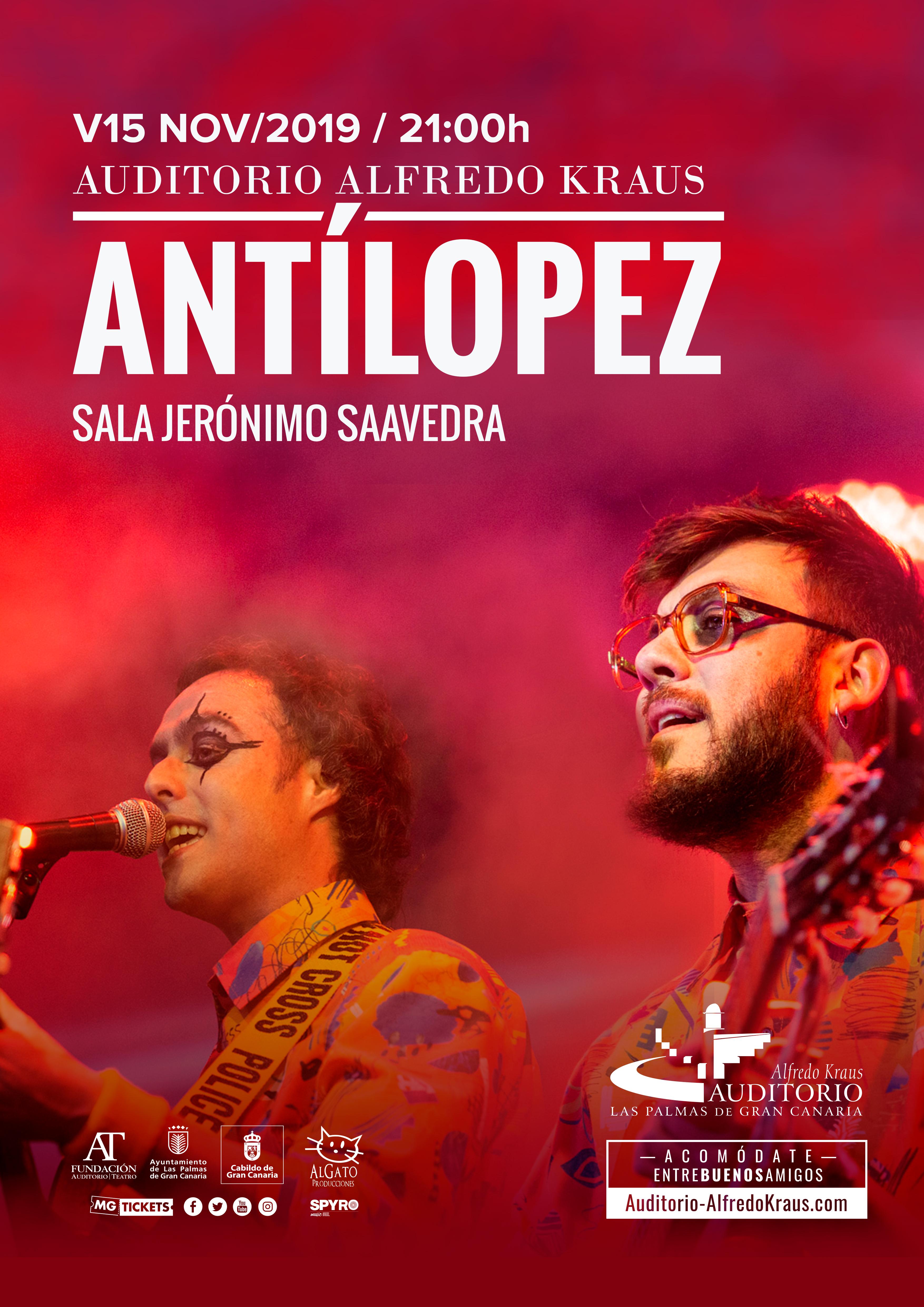 ANTILOPEZ AAK 2019